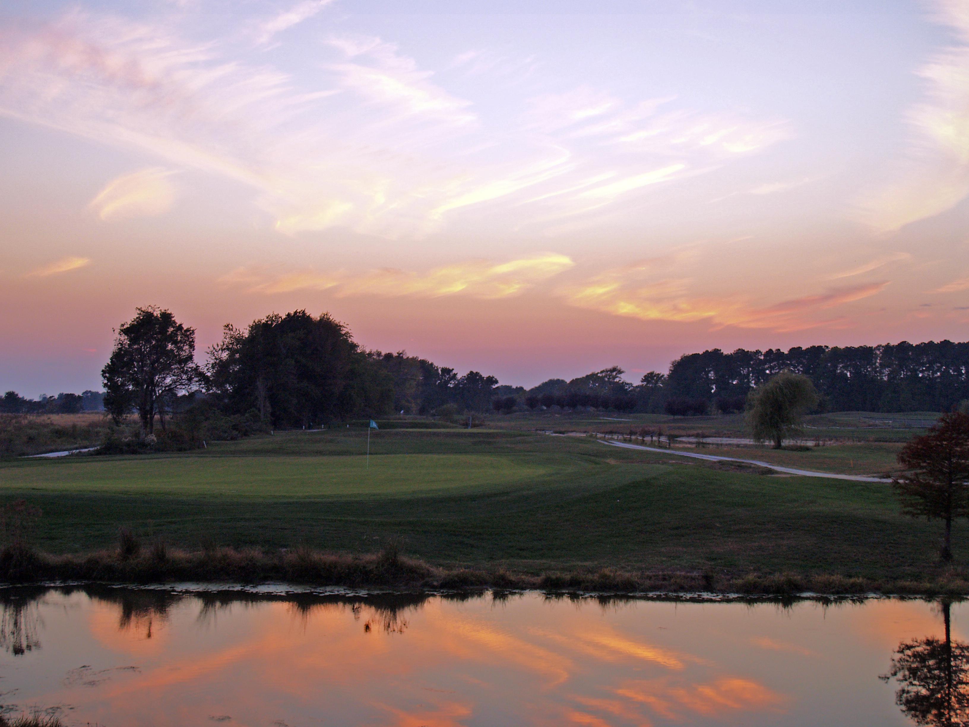 Blue Heron Golf Course - #17