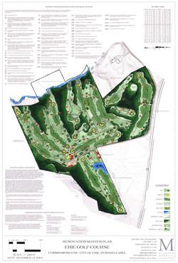 Erie Golf Course Master Plan
