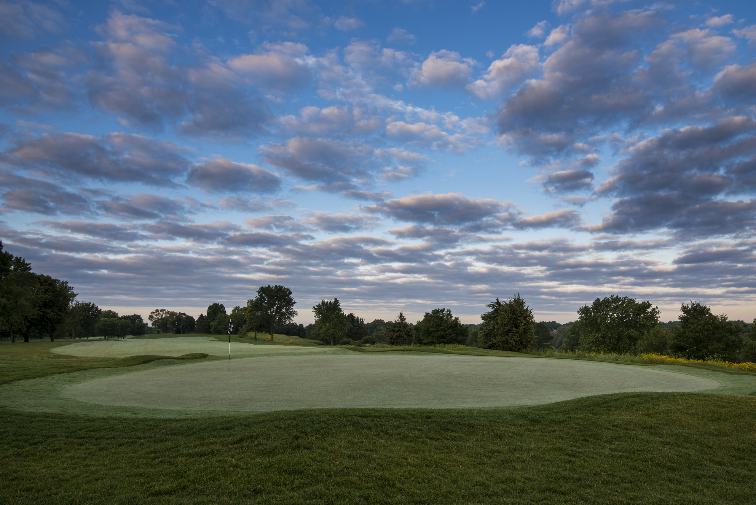 Hole #11 - Keller Golf Course