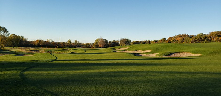 Braemar Golf Course Sneak Peak Photos
