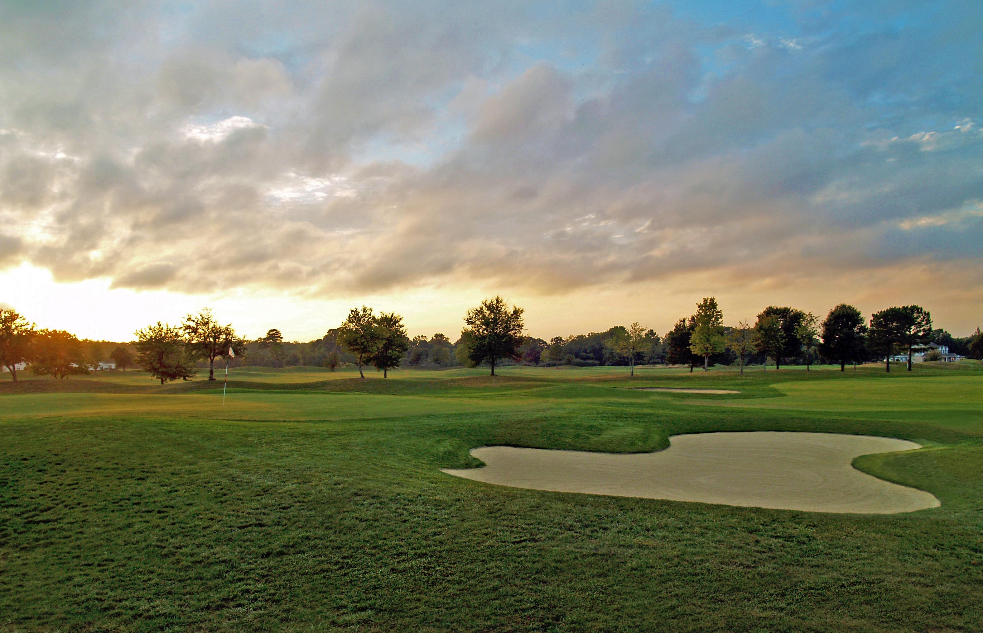 Easton Club Golf Course - #1
