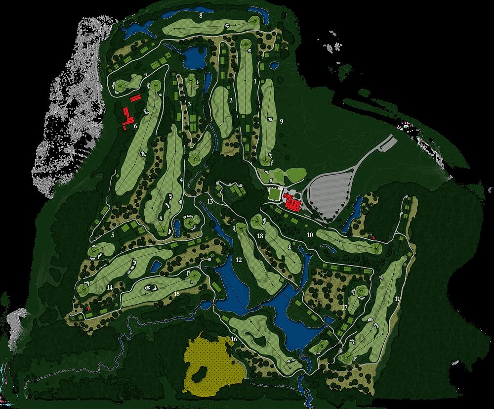 The New Braemar Golf Course