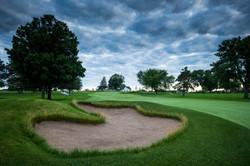 Hole #9 - Keller Golf Course