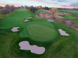 Aerial - Keller Golf Course