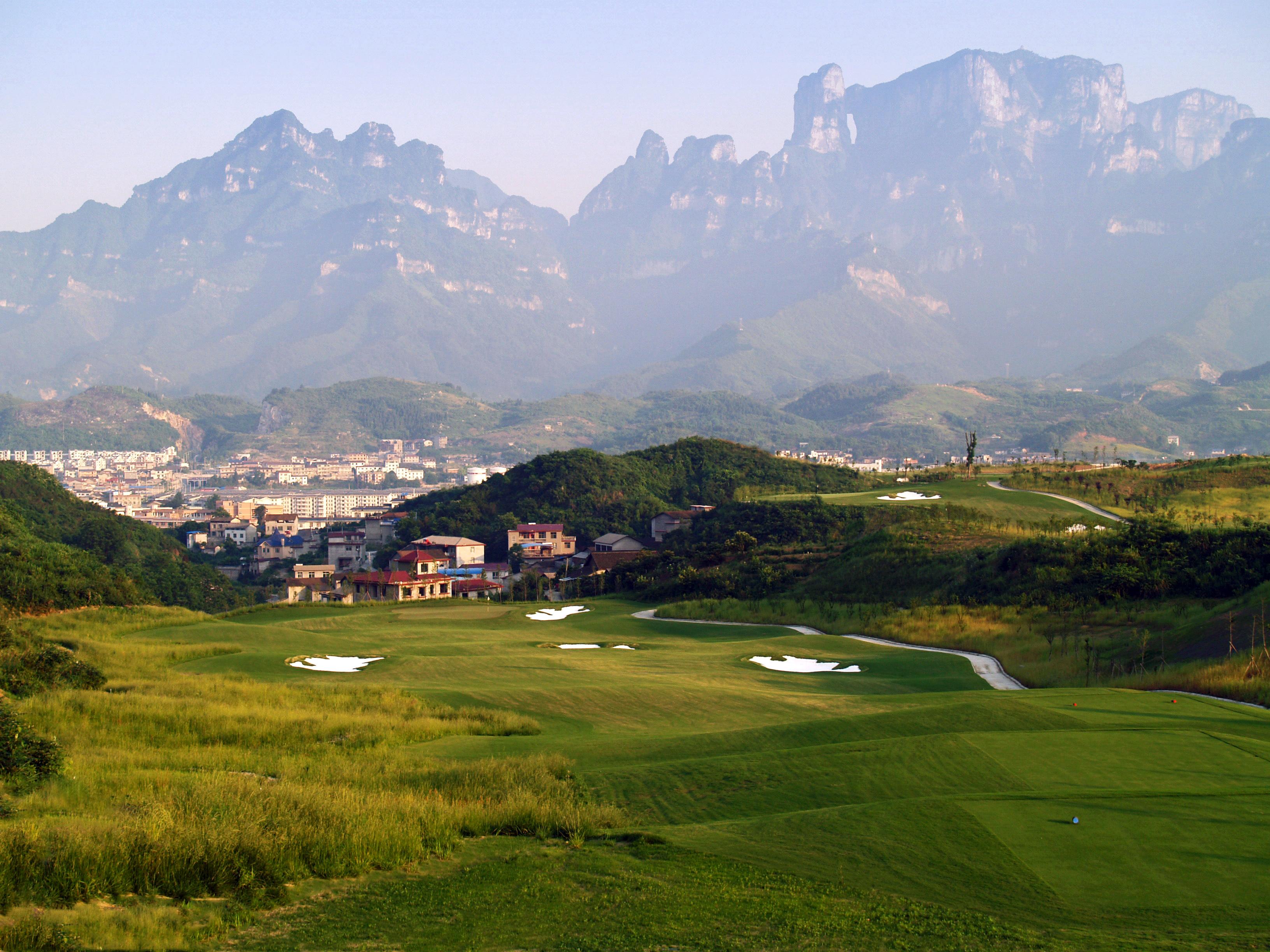 Skydoor Golf Course - #C1