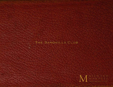 Pages from The Sandhills Club - Print Ve