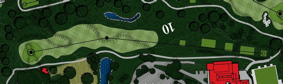 Braemar Golf Course - Hole #10