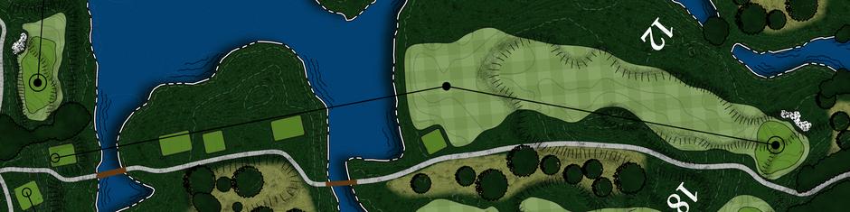 Braemar Golf Course - Hole #12