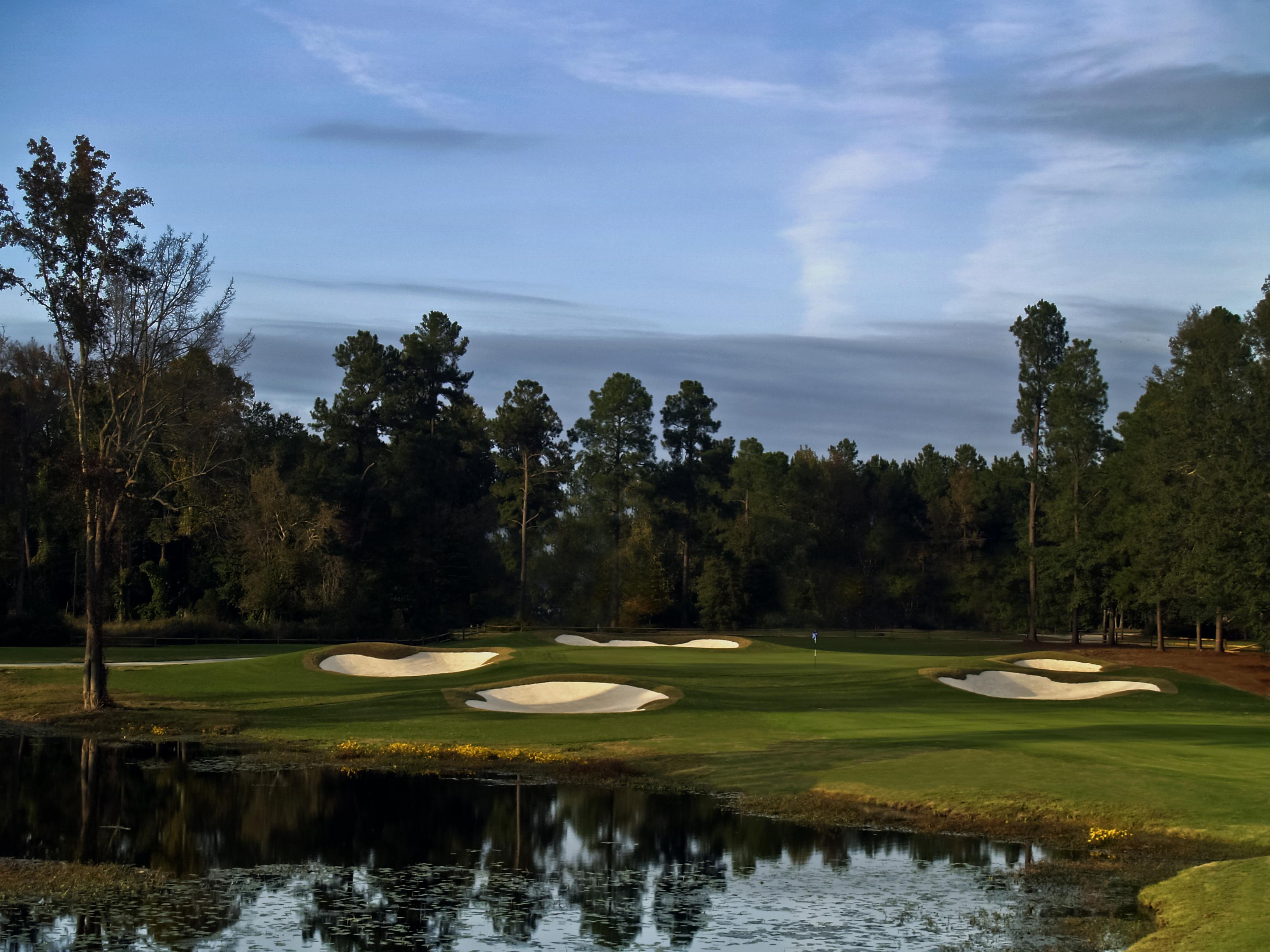 Orangeburg Country Club - #13