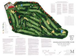 Highland Country Club Master Plan