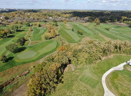 Braemar Golf Course Sneak Peak Drone Photos