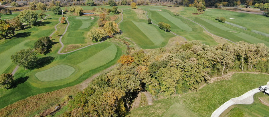 Braemar Golf Course Sneak Peak Drone Photos