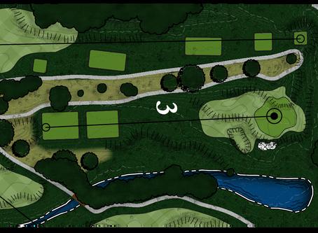 Braemar Golf Course - Hole #3