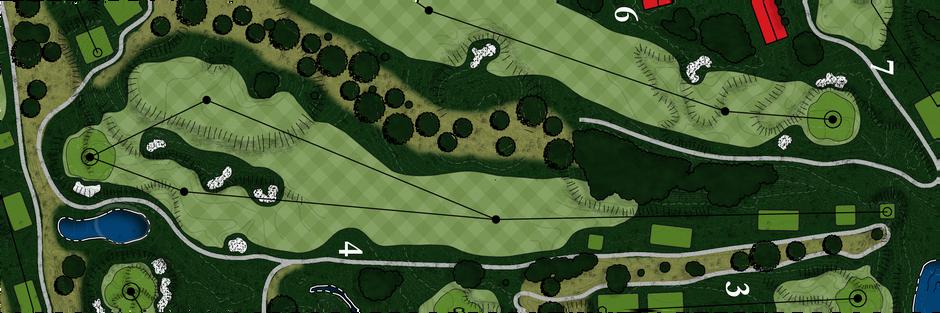 Braemar Golf Course - Hole #4