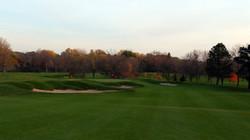 Hole #10 - Keller Golf Course