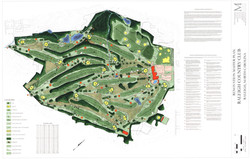 Raleigh Country Club Master Plan