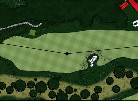 Braemar Golf Course - Hole #6