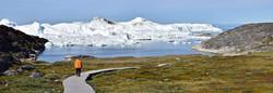 Ilulissat, West Greenland
