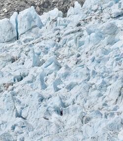 Glacier Hiking - Franz Josef Glacier (South Island)