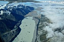 Tasman Glacier Lake (South Island)