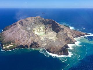 Landing in Te Puia o Whaakari
