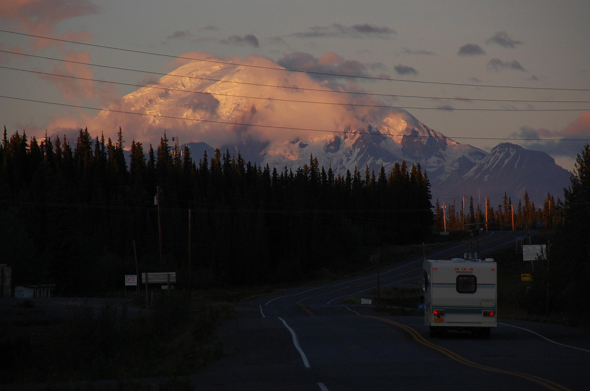 Mount Drum - Wrangell Mountains