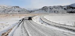 Self-drive winter tour
