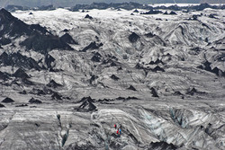 Iceland - Sólheimajökul