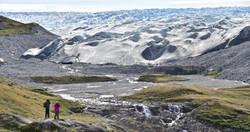 Close to the ice cap (2)