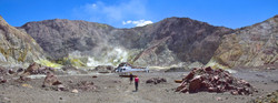 Crater landing