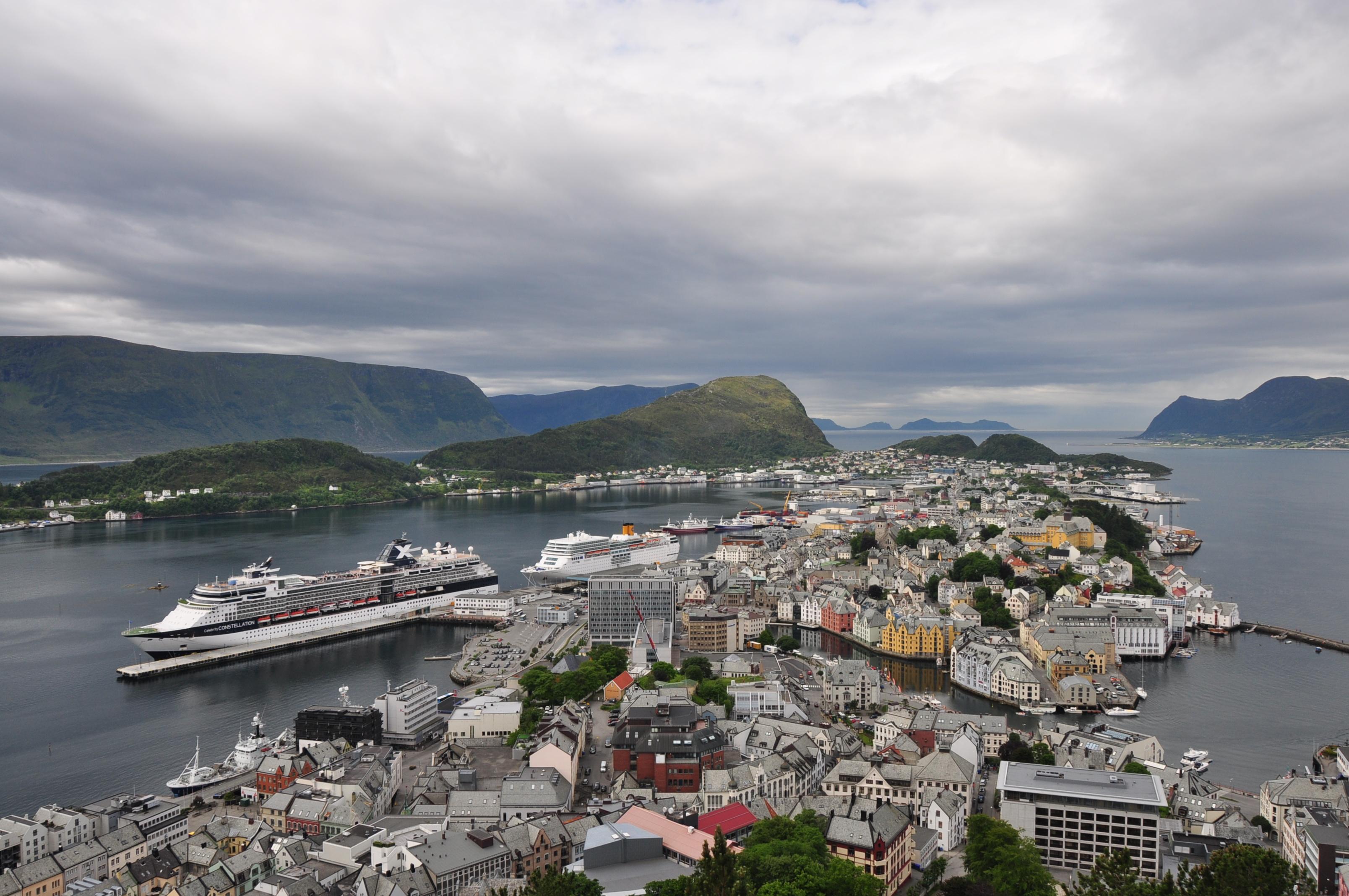 Alesund (Norway)