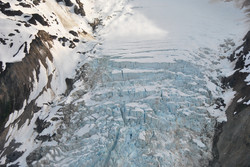 The Formation of a Glacier