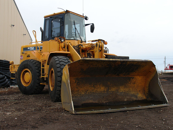 Mulch Loader