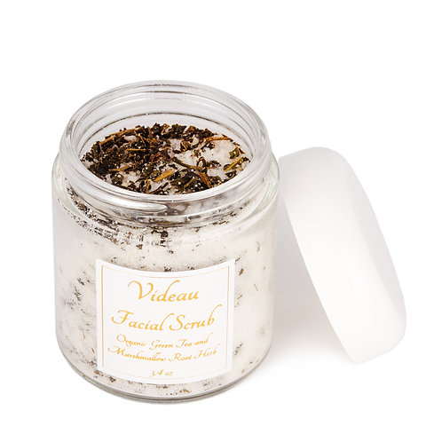 Organic Green Tea Exfoliant