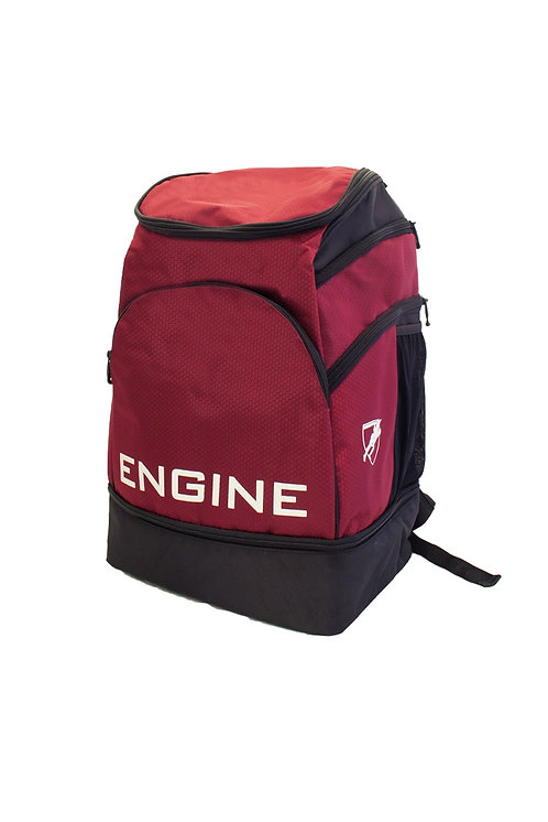 Engine Backpack Pro - Maroon