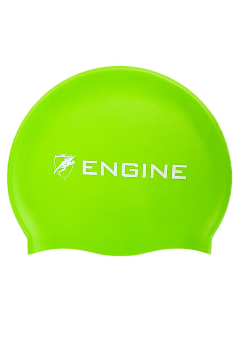 Engine Silicone Solid Cap - Green