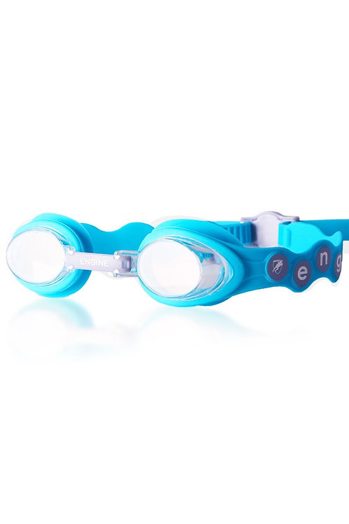 Engine Bubble Goggles - Blue (kids)
