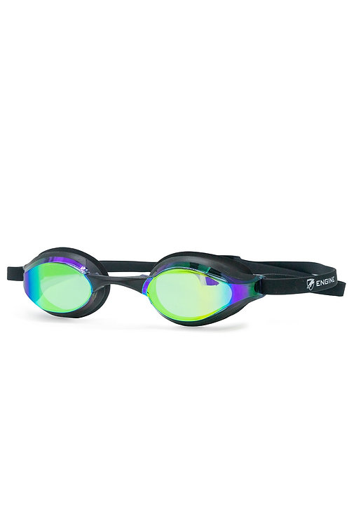 Engine Bullet Goggles - Gold