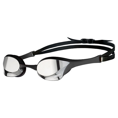ARENA Cobra Ultra Swipe Mirror Goggles (Clear Lenses) - 550