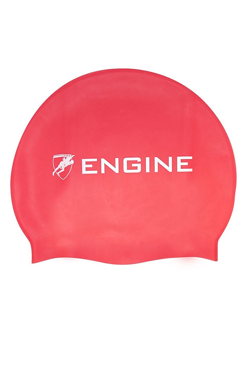 Engine Silicone Solid Cap - Coral