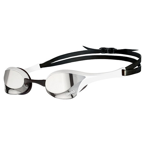 ARENA Cobra Ultra Swipe Mirror Goggles (Clear Lenses) - 510