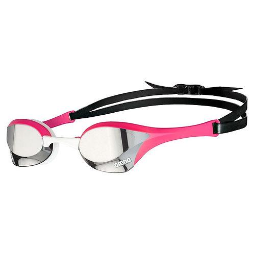 ARENA Cobra Ultra Swipe Mirror Goggles (Clear Lenses) - 590