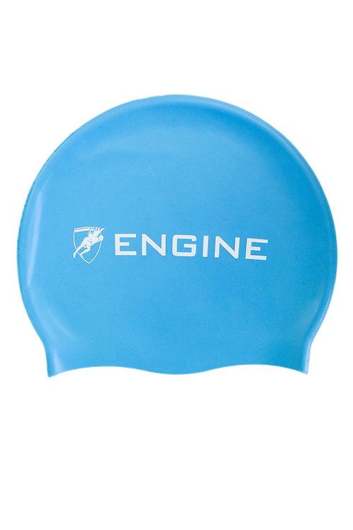 Engine Silicone Solid Cap - Blue