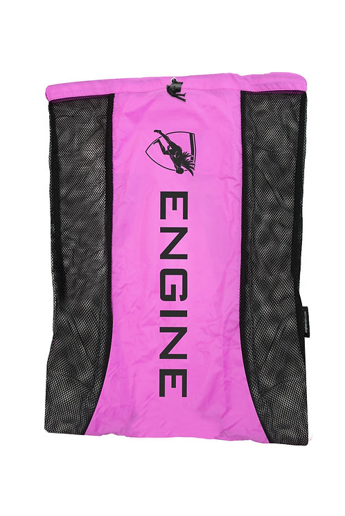 Engine Mesh Backpack (Pink)