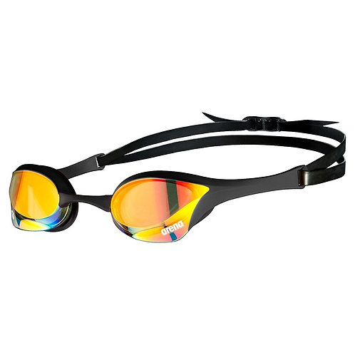 ARENA Cobra Ultra Swipe Mirror Goggles (Clear Lenses) - 350