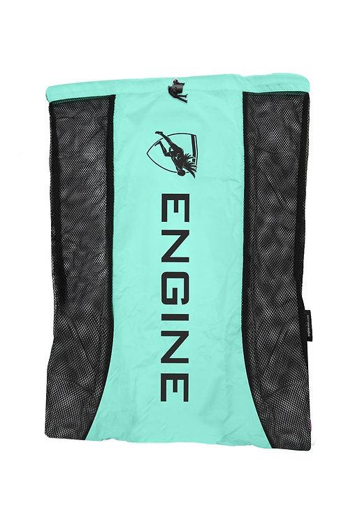 Engine Mesh Backpack (Teal)