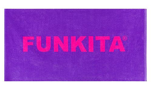 FUNKITA TOWEL (Still Purple)