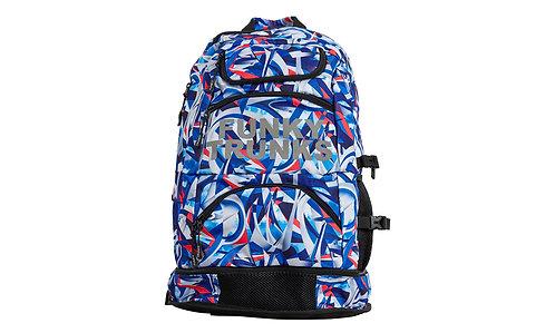 FUNKY TRUNKS Elite Squad Backpack (Futurismo)