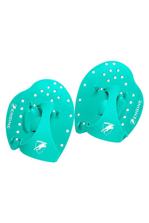 Engine Hand Paddles - Turquoise