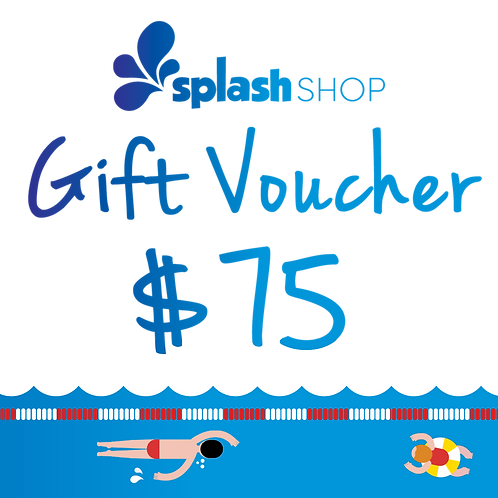 $75 SplashShop Voucher